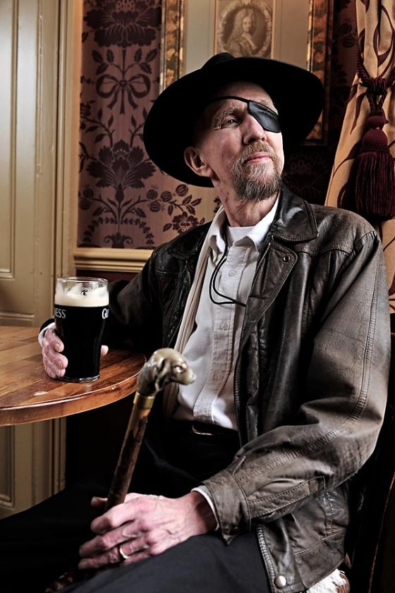 La insólita historia del batería de Rory Gallagher Rod De'Ath