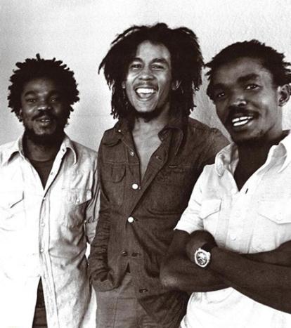 Aston y Carlton Barrett formaron parte de The Wailers de Bob Marley