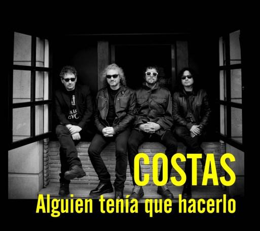 Siniestro Total o Aerolíneas Federales son algunos de los grupos por los que ha pasado Miguel Costas.