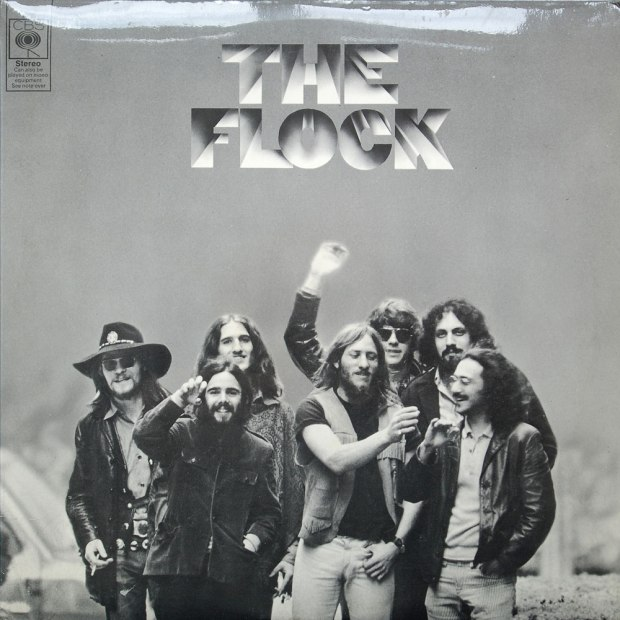 The Flock fue una banda formada en Chicago en 1966 que graba dos discos para Columbia Records.