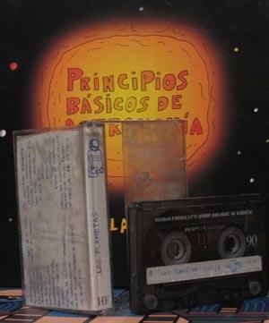 Principios Básicos de Astronomía en edición cassette