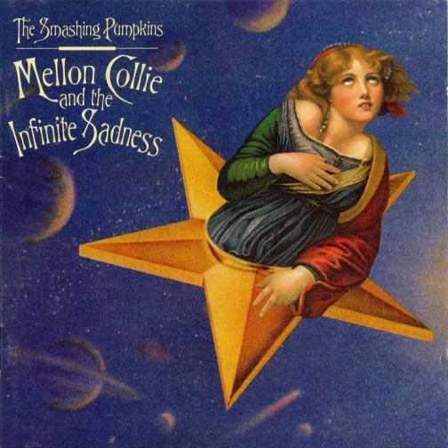 Smashing Pumpkins Mellon Collie cubierta