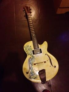 """""""La Fender Talacaster""""."""