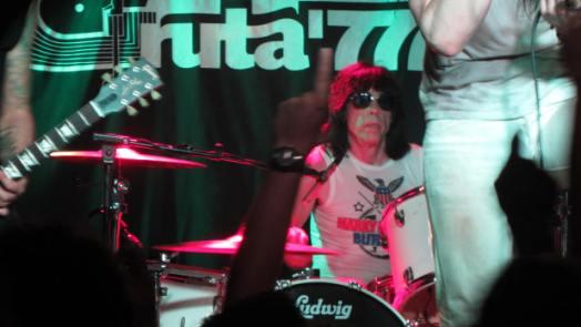 Marky Ramone Punk Rock Blitzkrieg.