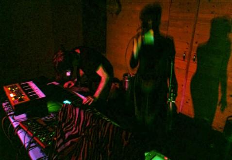 L.A. Drones! dúo es el dúo de música electrónica formado por Kontrol Remoto y Darlingtonia Brackets.